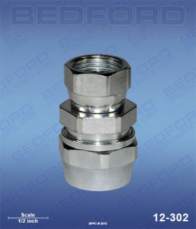 "3/8"" Hose Fitting x 3/8"" NPS(f)"