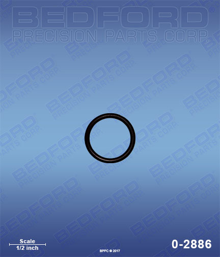O-Ring, Solvent Resistant